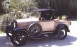 Tom & Pat Roberts - 1928 Roadster Pickup
