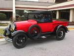 Betty Wade - 1929 Roadster Pickup