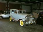 James & Hilde Dover - 1930 Town Sedan