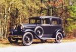 Dan Perla - 1930 Murray Town Sedan
