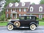 Jack Horner - 1930 Briggs Town Sedan