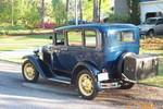 Eric & Dotti Shogren - 1931 'Canadian' Town Sedan (160-B)