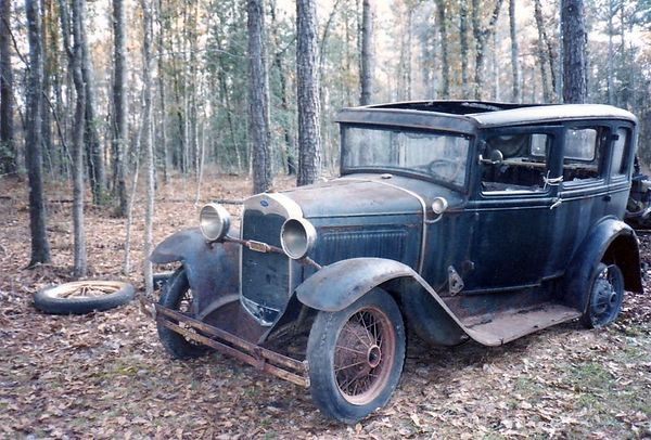 Don Turley - 1930 Murray Town Sedan