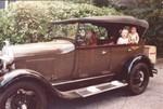 Joe & Ann Claiborn Christian  1929